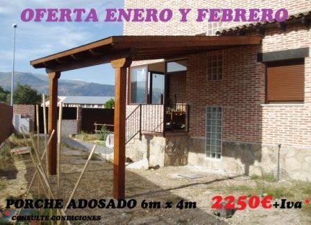 Empresa de estructuras de madera en moralzarzal madrid - Maderas moral ...